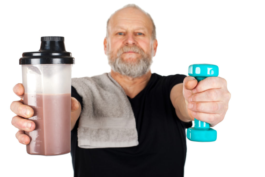 Why you should eat more protein Protein important for the elderly